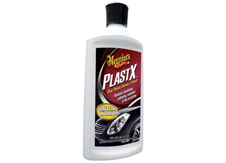Meguiar's PlastX - leštěnka na čiré plasty, 296 ml