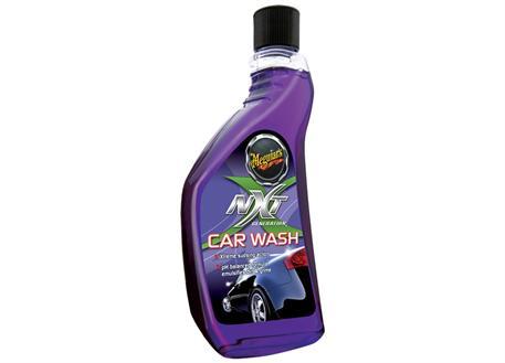 Meguiar's NXT Generation Car Wash - extra hustý autošampon se změkčovači vody, 532 ml