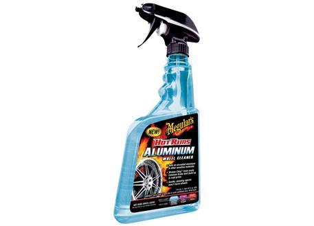 Meguiar's Hot Rims Aluminum Wheel Cleaner - čistič na leštěná kola, 710 ml