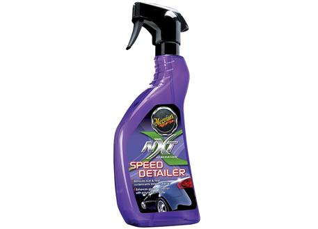 Meguiar's NXT Generation Speed Detailer - přípravek pro odstranění lehkých nečistot, 710 ml