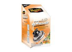 Meguiar's Air Re-Fresher Odor Eliminator - Citrus Grove Scent - desinfekce klimatizace + pohlcovač pachů + osvěžovač vzduchu, vůně citrusů, 71 g
