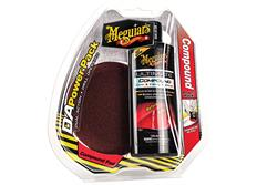 Meguiars DA Power Pack Compound - sada pro korekci laku