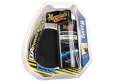 Meguiars DA Power Pack Wax - sada pro voskování karoserie