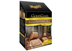 Meguiar's Gold Class Leather Sealer Treatment - sada pro hloubkové čištění a dlouhodobou ochranu kůže