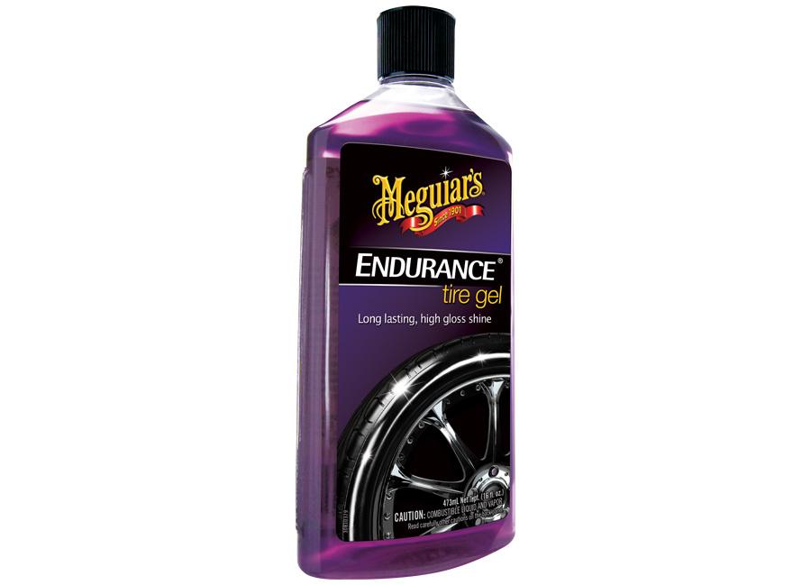 Meguiar's Endurance High Gloss Tire Gel - lesk na pneumatiky, 473 ml