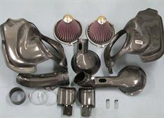 GruppeM kompletní carbonové sání pro BMW M4 F82
