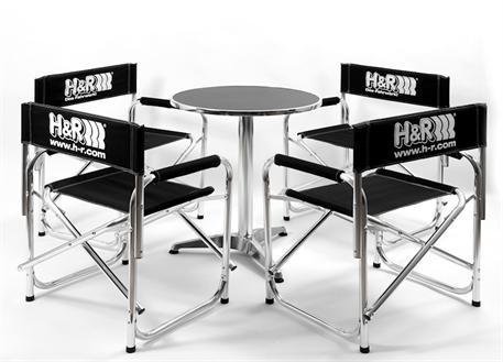 Set židle a stůl H-R