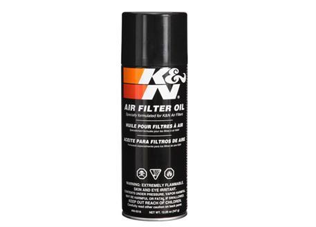 Impregnační olej K&N, sprej - 408ml