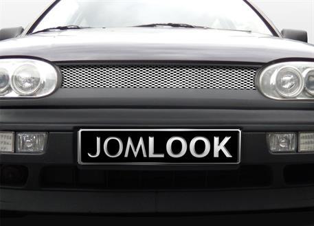 JOM maska bez znaku VW Golf 3 s kovovou mřížkou