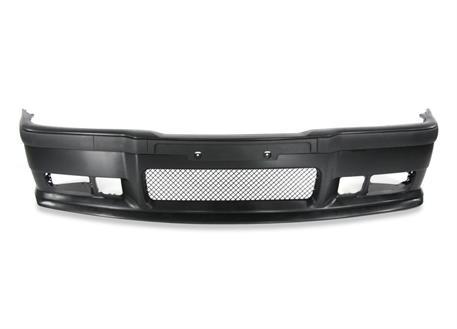 JOM Kompletní přední nárazník pro BMW E36 v designu M3 s oddělitelným lízátkem
