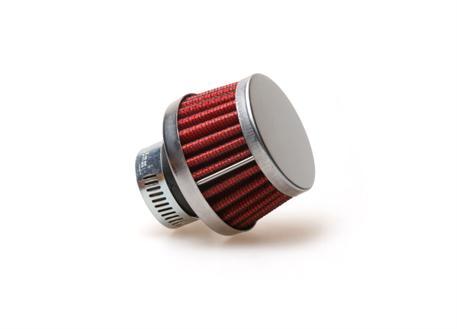 Univerzální vzduchový filtr Power Air malý červený
