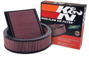 Vložky filtru