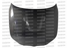 Kapota Seibon Carbon BM-Style pro BMW řady 5 (E60) 4-dvéř. Saloon r.v. 2004 - 2010