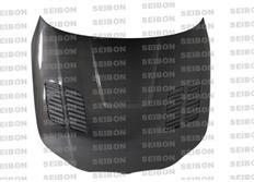 Kapota Seibon Carbon GTR-Style pro BMW řady 5 (E60) 4-dvéř. Saloon r.v. 2004 - 2010