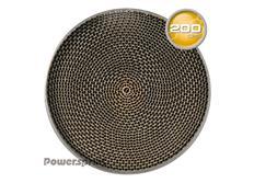 Powersprint sportovní katalyzátor CPSI 200, oválný, vnitřní průměr příruby 50,8 mm