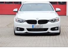 Kerscher přední carbonový spoiler pro BMW řady 4 F32, F33, F36 pod originální nárazník M-Paket