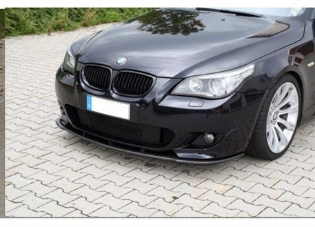 Kerscher přední carbonový spoiler pro BMW řady 5 E60, E61 pod originální nárazník M-Paket