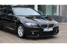 Kerscher přední carbonový spoiler pro BMW řady 5 F10, F11 pod originální nárazník M-Paket