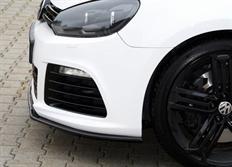 Kerscher přední carbonový spoiler pro VW Golf 6 R