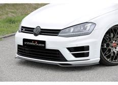 Kerscher přední carbonový spoiler pro VW Golf 7 R