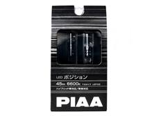 Exkluzivní LED žárovky PIAA do parkovacích světel 6600K T10, cena za pár (2 kusy)