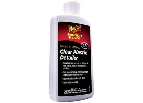 Meguiar's Clear Plastic Detailer - 236 ml