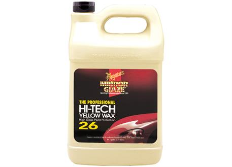 Meguiar's Hi-Tech Yellow Wax - 3,78 l