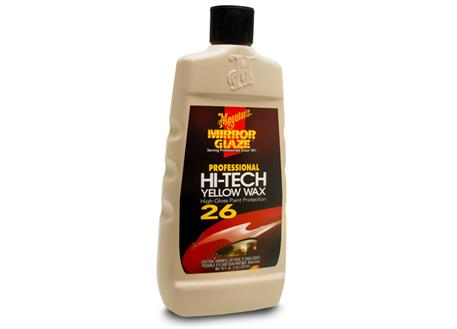 Meguiar's Hi-Tech Yellow Wax - 473 ml