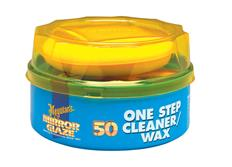 Meguiar's One Step Boat/RV Cleaner Wax Paste - tuhá leštěnka s voskem, 397 g
