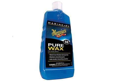 Meguiar's Boat/RV Pure Wax - tekutý vosk, 473 ml