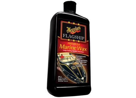 Meguiar's Flagship Premium Marine Wax - tekutý vosk, 946 ml