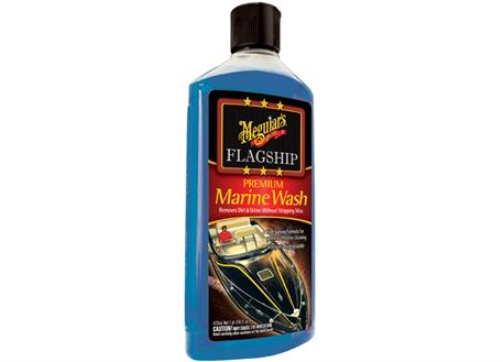Meguiar's Flagship Premium Marine Wash Shampoo and Conditioner - šampon s kondicionérem, 473 ml