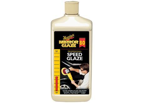 Meguiar's Speed Glaze, 946 ml - profesionální finišovací leštěnka s obsahem super-mikroabraziv