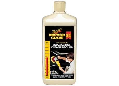 Meguiar's Dual Action Cleaner / Polish, 946 ml - profesionální finišovací leštěnka s obsahem super-mikroabraziv, vhodná i pro jednokrokové leštění