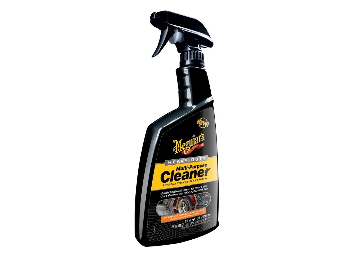 Meguiar's Heavy Duty Multi-Purpose Cleaner - extra účinný, víceúčelový čistič interiéru a exteriéru, 709 ml