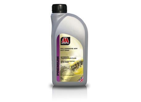 Plně syntetický převodový olej Millers Oils - Millermatic ATF DCT-DSG 1l