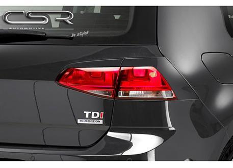 Mračítka zadních světlometů pro VW Golf VII R