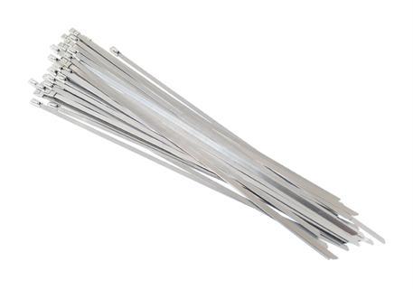 Stahovací páska na termo izolační pásky 30cm