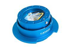 NRG odpojovač volantu Generation 2.5 - modrý