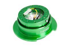 NRG odpojovač volantu Generation 2.5 - zelený