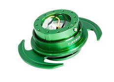 NRG odpojovač volantu Generation 3.0 - zelený