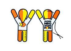 """Závěsná vůně NRG Innovations postava žluto-oranžová """"fukushi"""""""