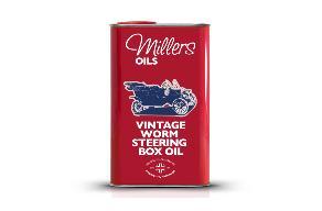 Oleje pro skříně řízení
