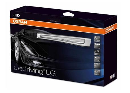 Osram LEDriving LG LED univerzální světlomety pro denní svícení