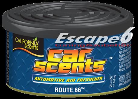 Osvěžovač vzduchu California Scents, vůně Car Scents - Route 66 42 g