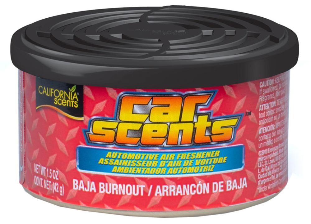 Osvěžovač vzduchu California Scents, vůně Car Scents - Baja Burnout