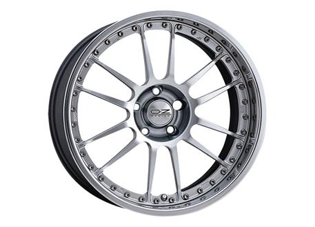 Alu kolo OZ SUPERLEGGERA III, 9,5x18 5x100 ET29, OZ race silver