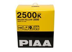 Autožárovky PIAA Solar Yellow 2500K H8 - žluté světlo do extrémních podmínek