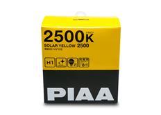 Autožárovky PIAA Solar Yellow 2500K H1 - žluté světlo do extrémních podmínek