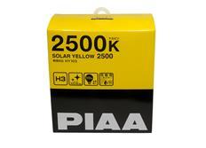 Autožárovky PIAA Solar Yellow 2500K H3 - žluté světlo do extrémních podmínek